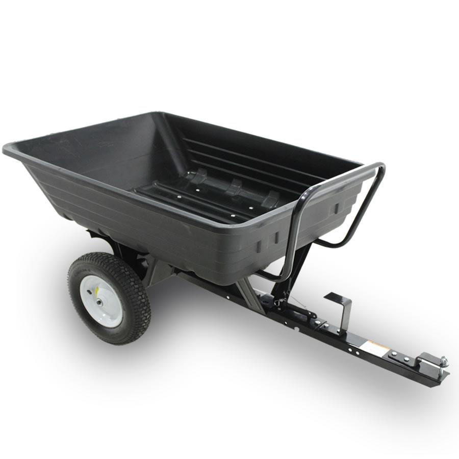 SP22111 – carrello trainato per trattorino