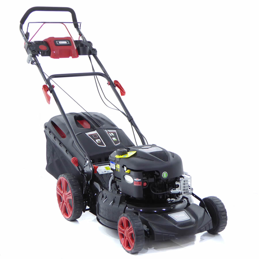 Tondeuse tractée GeoTech S461 BMSWG-BS625 moteur Briggs&Stratton 625 E
