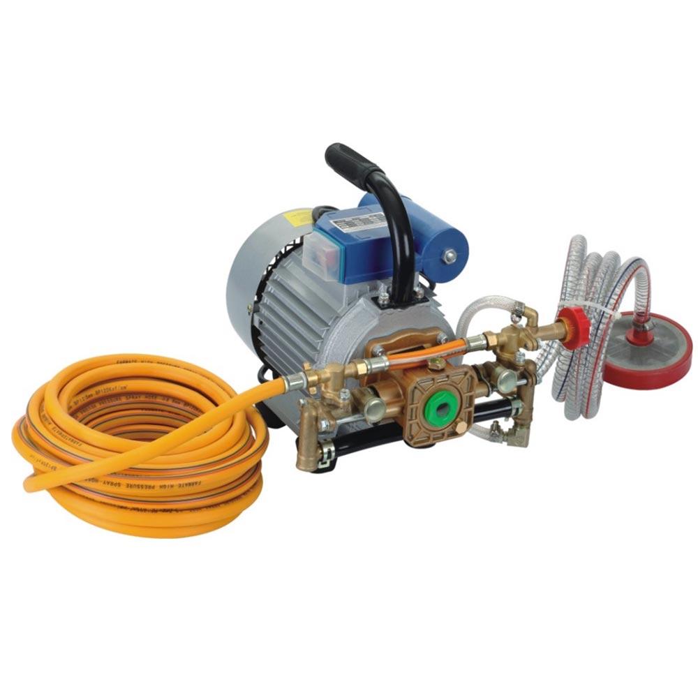 Elektrische Membranpumpe GeoTech KF1100 mit Einphasenmotor