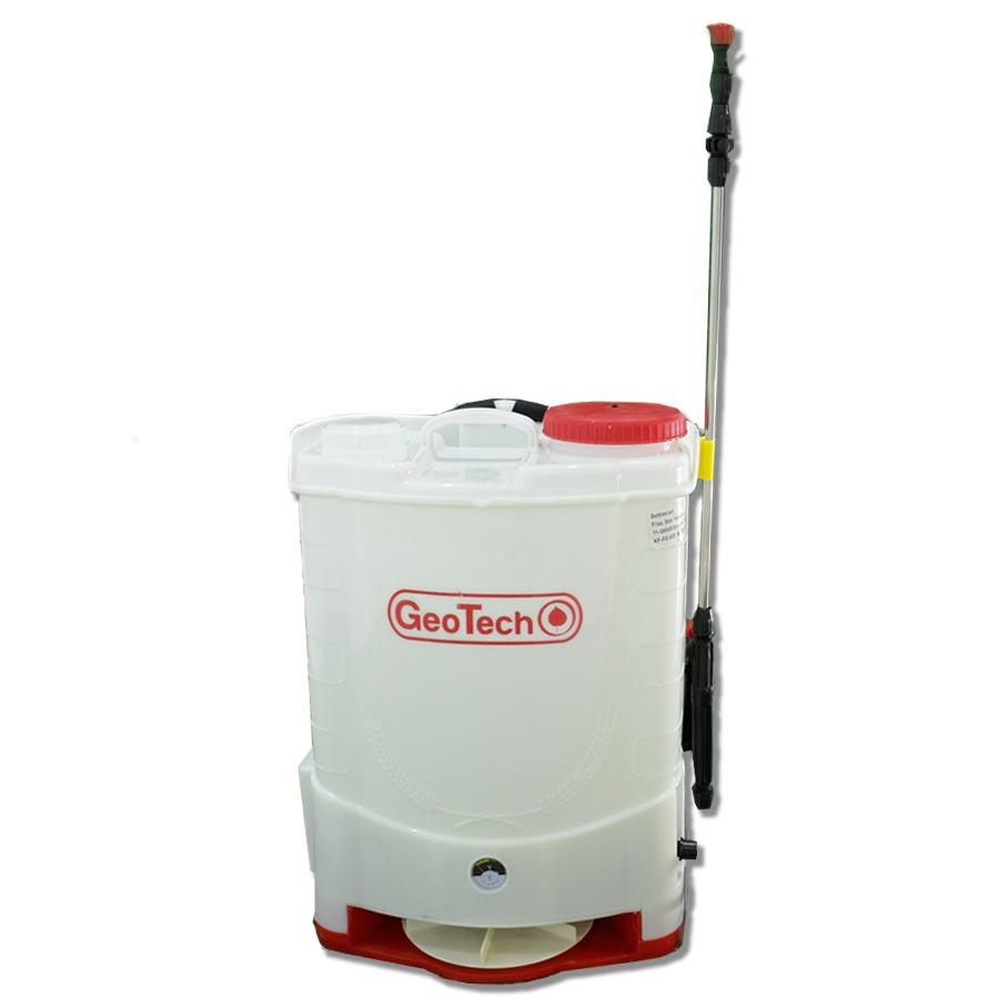 Pompa irroratrice elettrica + spandiconcime KF FD 005