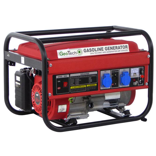 Generatore monofase a benzina GGA2500 – 2,2 Kw max