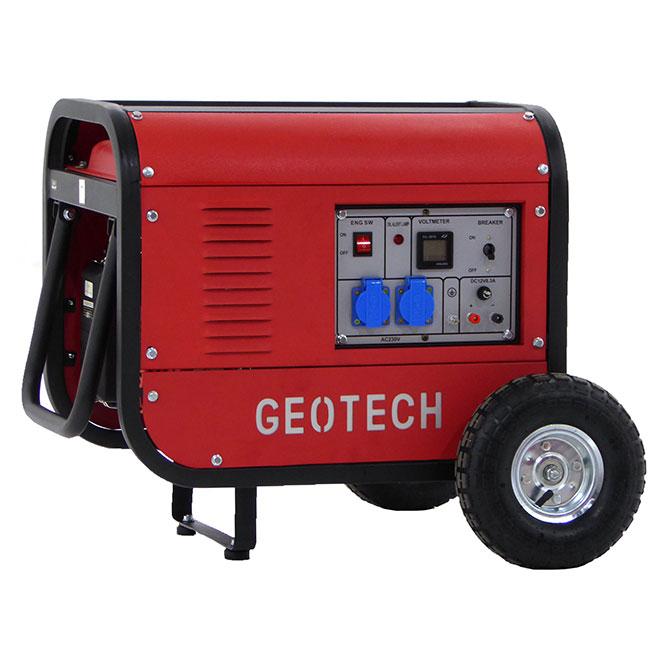 Generatore di corrente carrellato GGSC3800 max 3,0 Kw