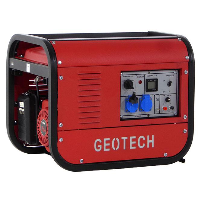 Generatore di corrente GGSC3800ES – potenza max 3,0 Kw
