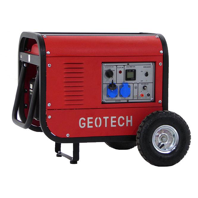 Generatore carrellato GGSC3800ES con avviamento elettrico 3,0 Kw