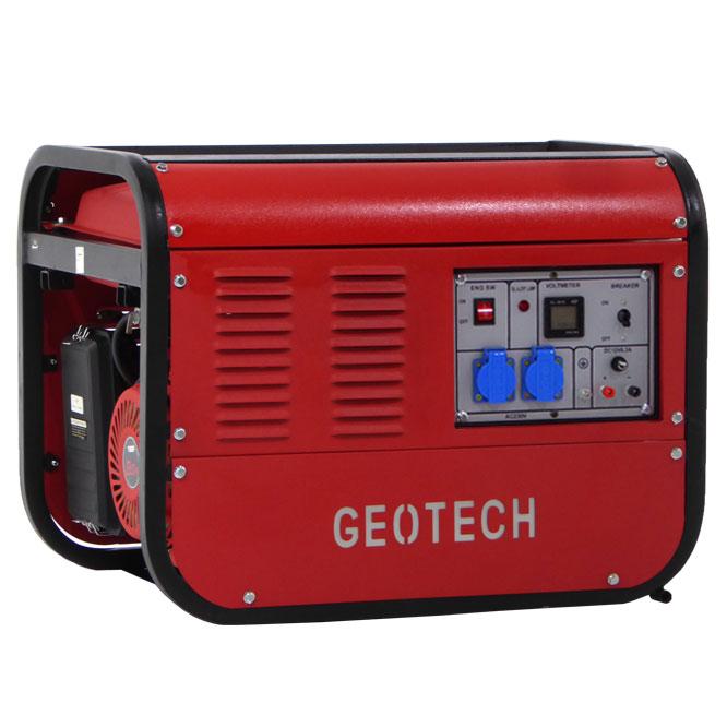 generatore di corrente ggsc6500 5 5 kw geotech