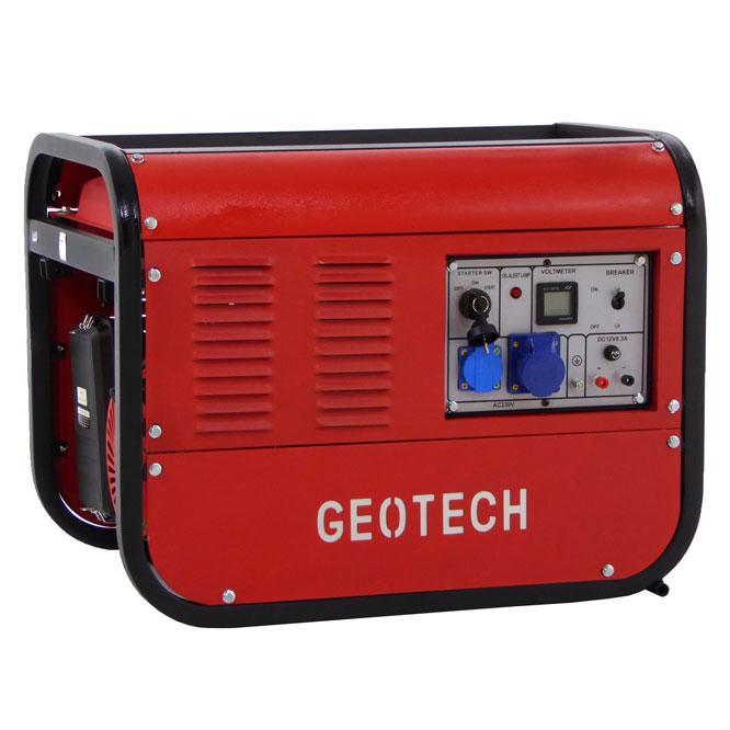 Generatore di corrente monofase GGSC9000ES – potenza max 7,5 Kw