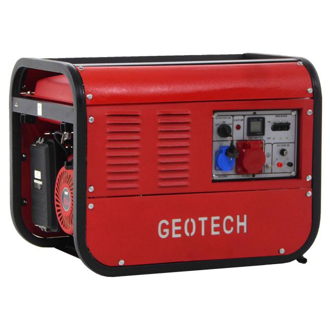 Generatore trifase con avviamento elettrico GGSC9000-3ES – 7,5 Kw