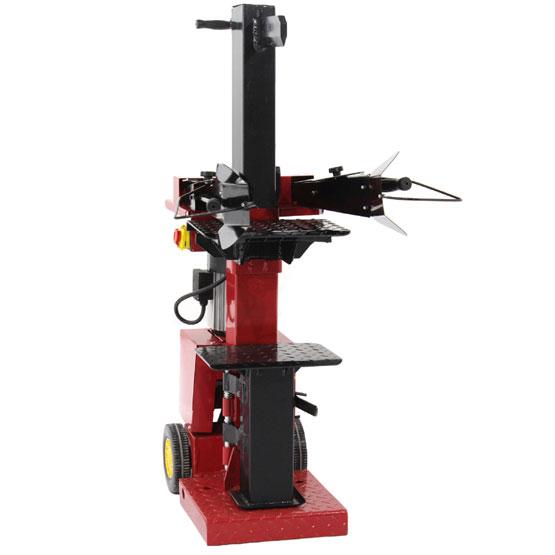 Spaccalegna verticale elettrico LSP 100VE-3
