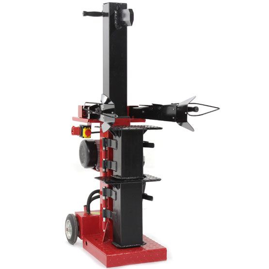 Spaccalegna verticale elettrico LSP 140 VE-3