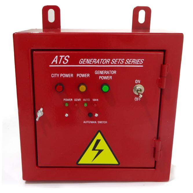 Modulo di avviamento automatico ATS DGP8000SE monofase