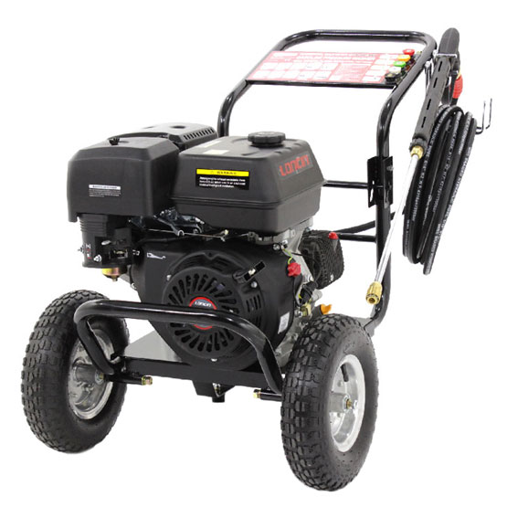 PWP 17/250 ZW petrol engine pressure washer