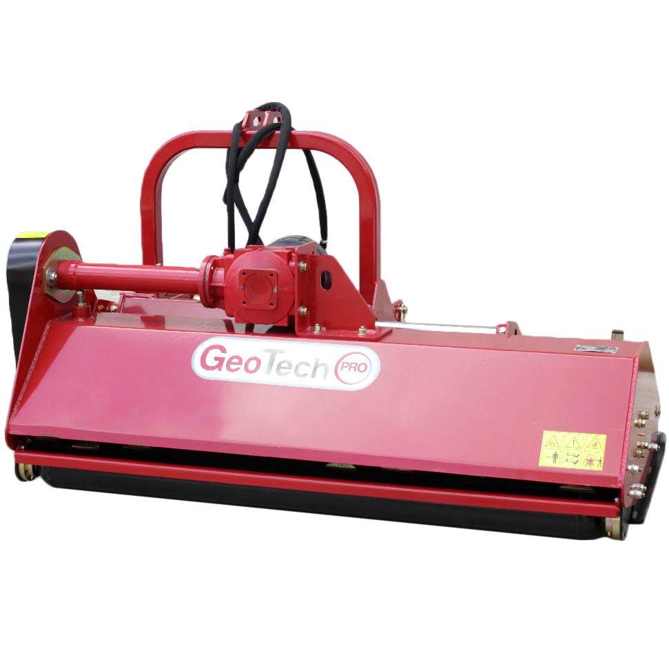 Trincia per trattore serie media con spostamento idraulico