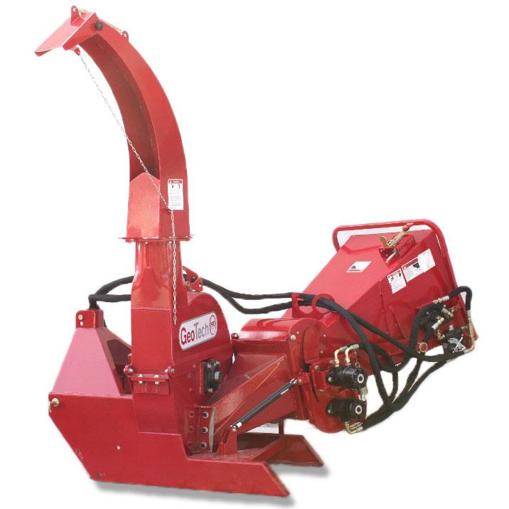 Biocippatore a trattore TCP 150-HSF