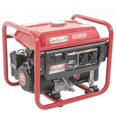 Groupe électrogène inverter 3,2 kW monophasé GeoTech iG3500