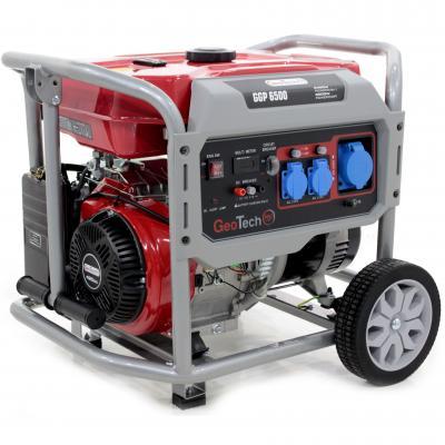 Generador eléctrico 5,0 kW monofásico GGP 6500