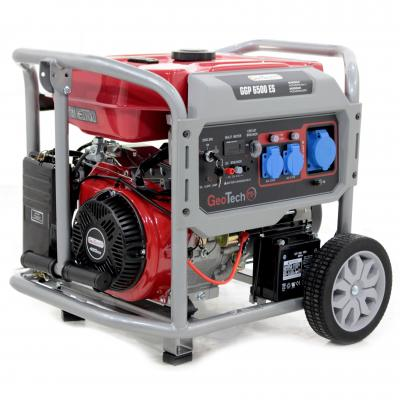 Generatore di corrente 5,0 KW monofase GGP 6500 ES