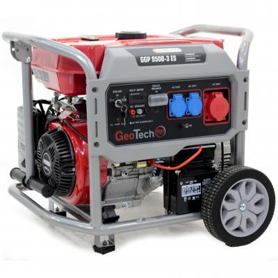 Generador eléctrico 7,5 KW trifásico GGP 9500-3 ES