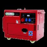 Generatori di Corrente Diesel Silenziati