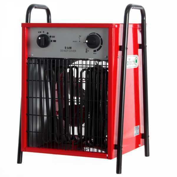 Generatore di aria calda elettrico GeoTech EH 900 T con ventilatore – trifase