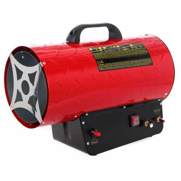 Generatore di aria calda a gas GeoTech GH 3300 I – avviamento piezoelettrico manuale