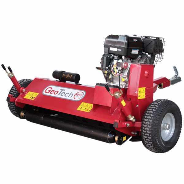 Trinciaerba a scoppio per quad GeoTech Pro GTFM 120 BSE – Motore Briggs & Stratton XR2100