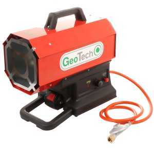 Generatore aria calda a gas Geotech BGH 2000 I – 18V a batteria
