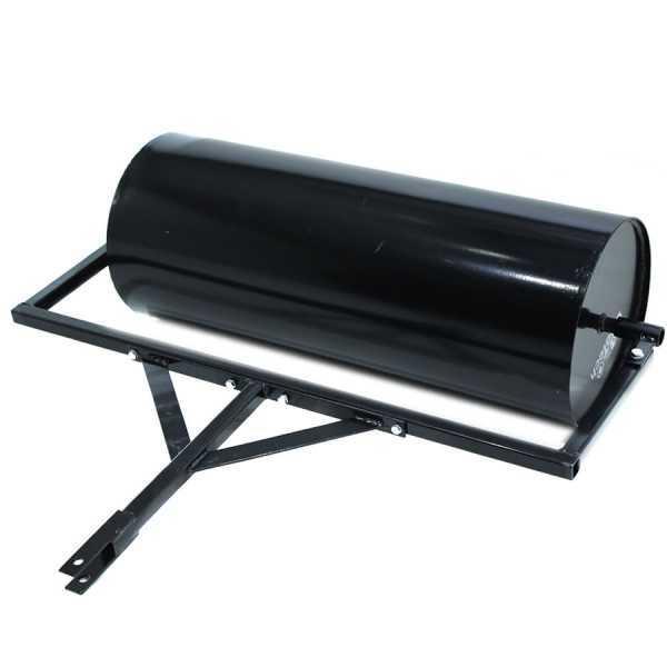 Rullo costipatore da 92 cm trainato in acciaio per trattorino rasaerba (a traino)