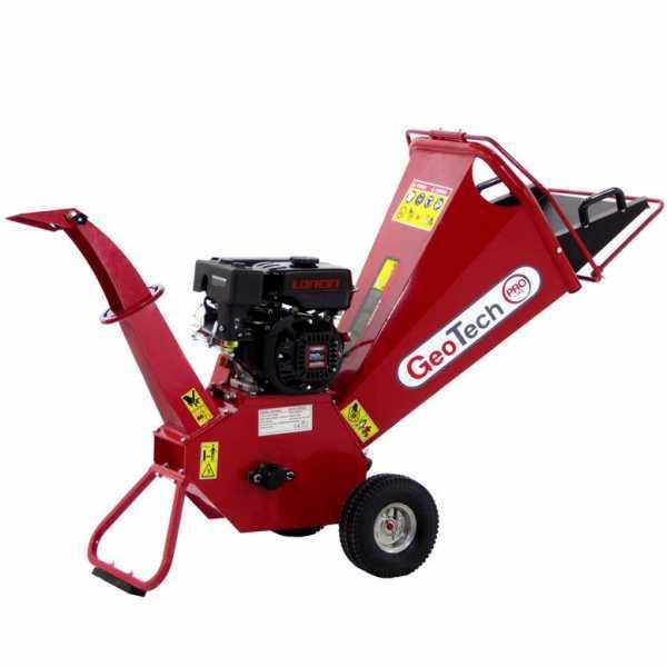 Biocippatore a scoppio professionale GeoTech PCS70L motore benzina Loncin 7 HP