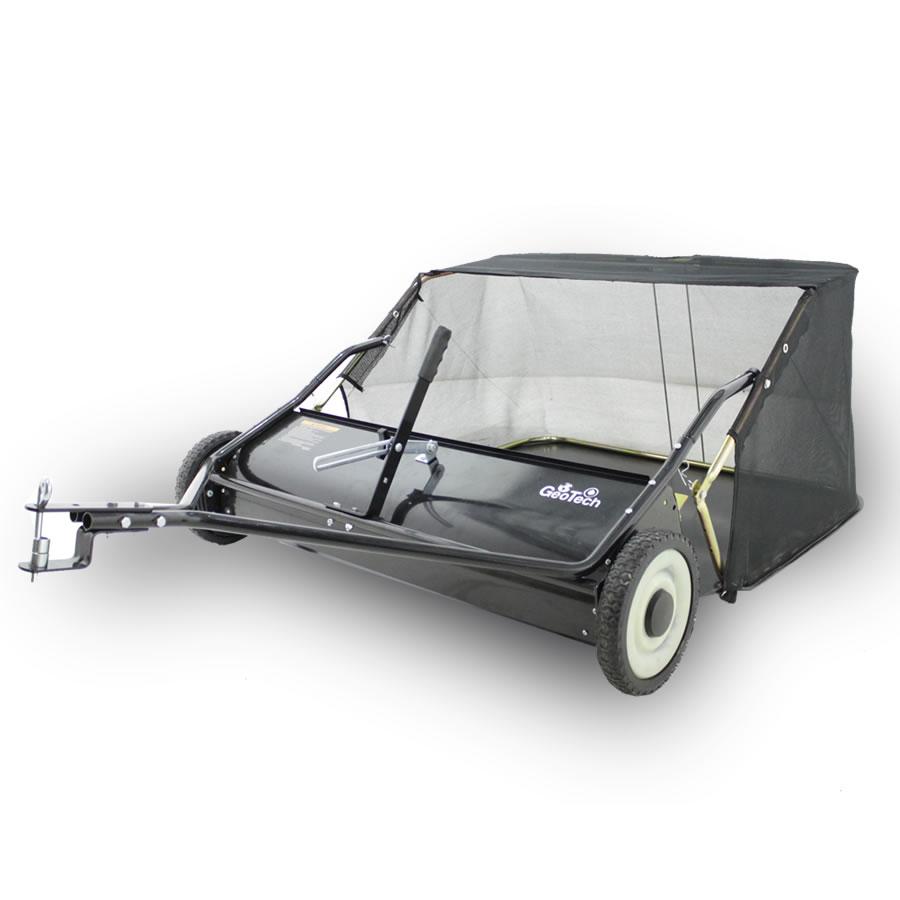 Rasenkehrmaschine für Rasentraktoren