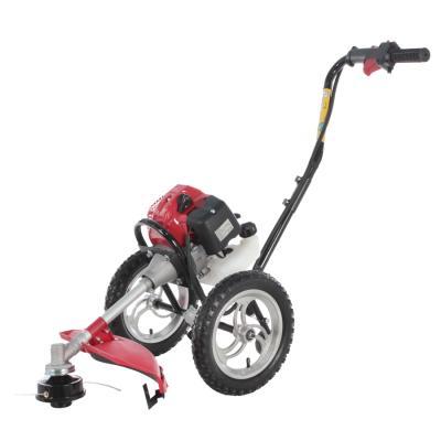 Motorsense auf Räder mit Schubantrieb GeoTech WBC 520