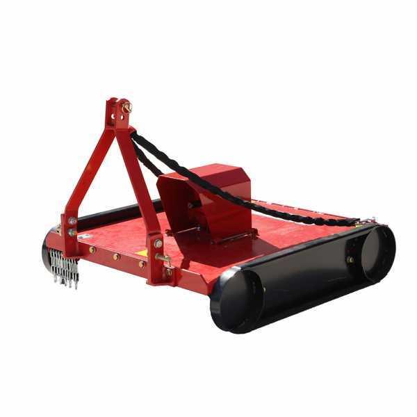 Girotrincia piatto ad asse verticale per trattore GeoTech Pro modello SLP 110