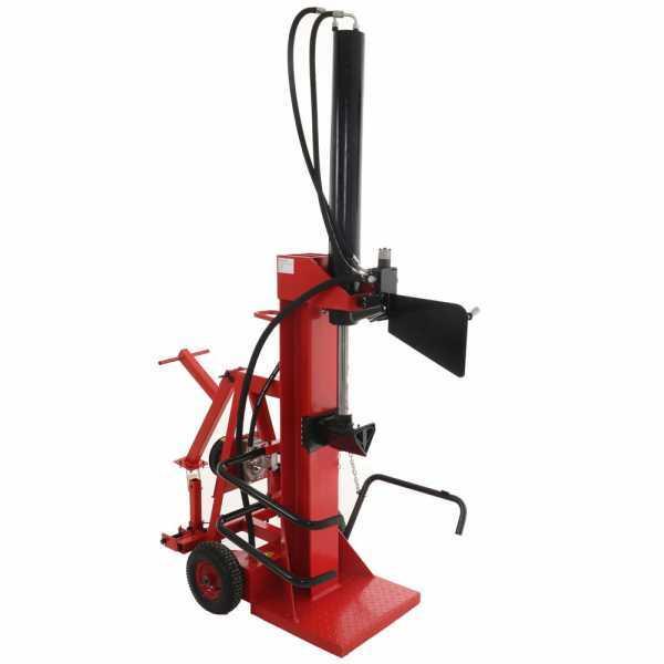 Spaccalegna idraulico a trattore – Verticale – GeoTech LSP 25-100VET – 25 tonnellate