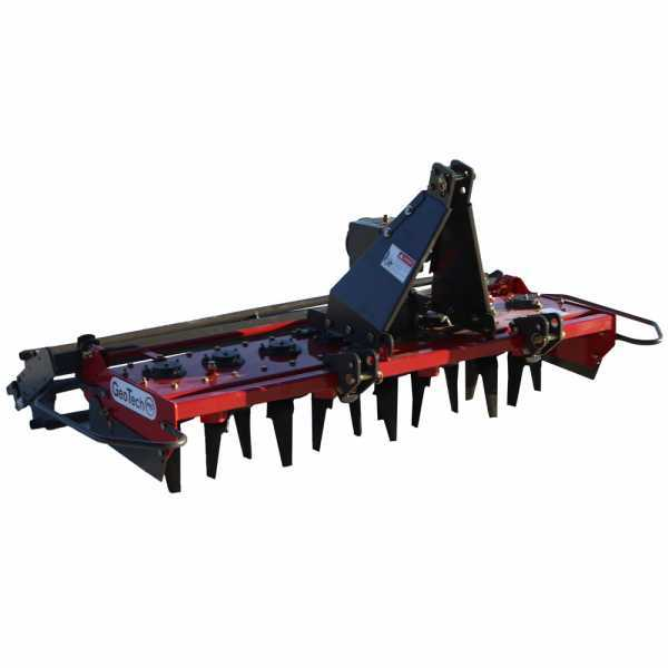 Erpice rotante GeoTech Pro ER 170 – larghezza di lavoro 170 cm -16 lame – Serie leggera