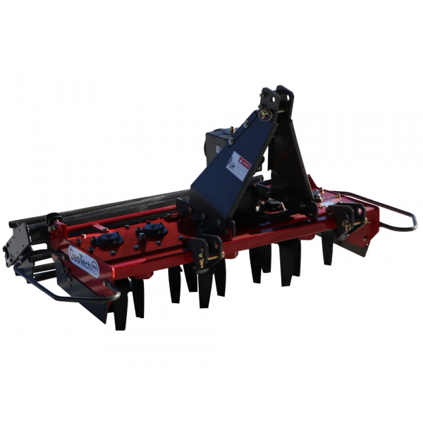 Erpice rotante GeoTech Pro ER 130 – larghezza di lavoro 130 cm -12 lame – Serie leggera