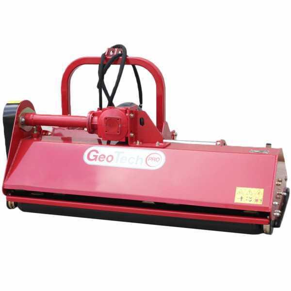 Trinciaerba con spostamento idraulico per trattore serie media – GeoTech Pro MFM 145-H