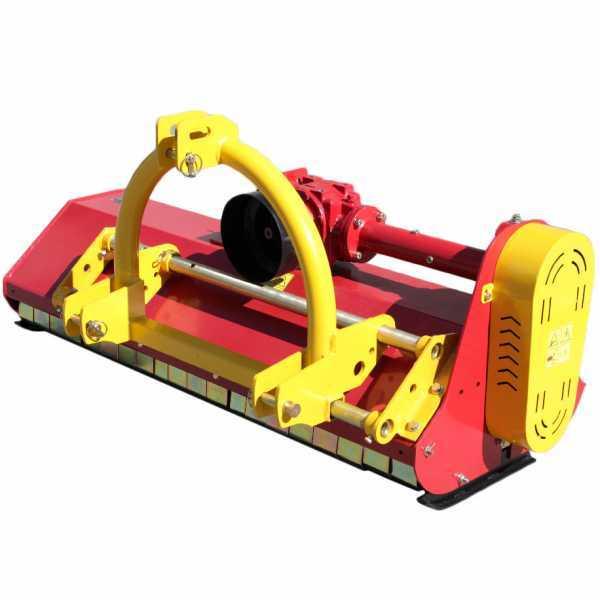 Trincia per trattore serie medio-leggera, a spostamento manuale – GeoTech Pro KFM 130M