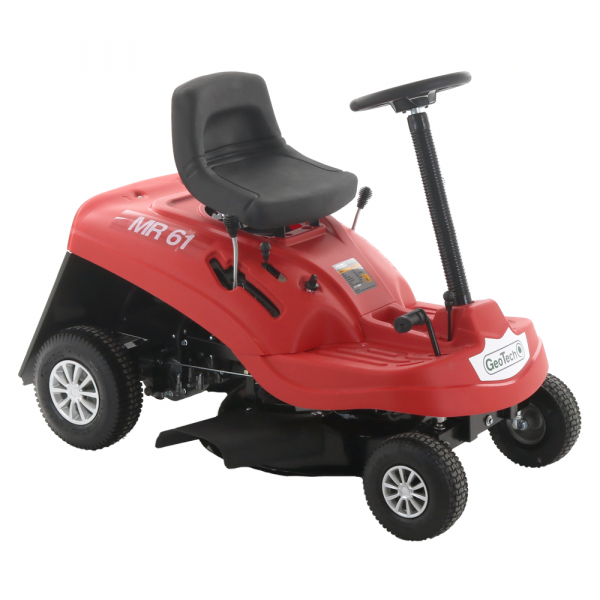 trattorino rasaerba GeoTech MR 61 Mini rider
