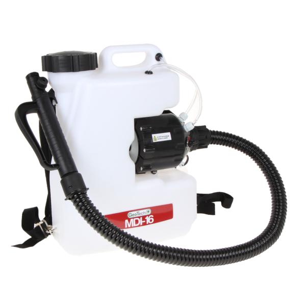 Nebulizzatore per sanificazioni a spalla Geotech MDI-16